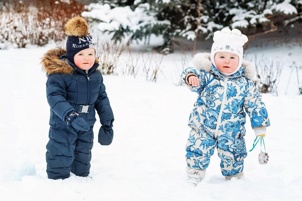 Новогодние и зимние фотосессии