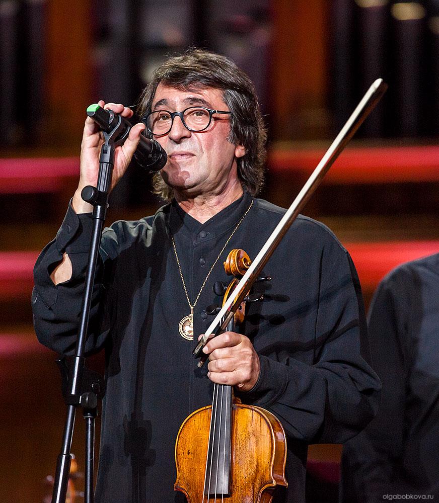 Башмет, Хабенский и Всероссийский юношеский оркестр в Консерватории