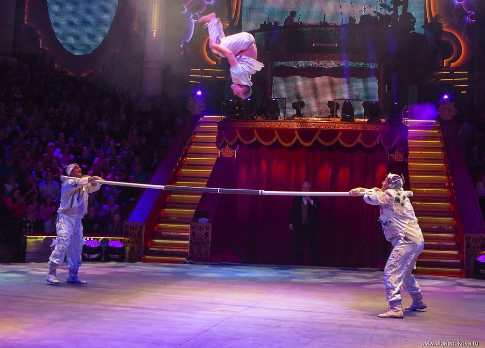 Магия цирка