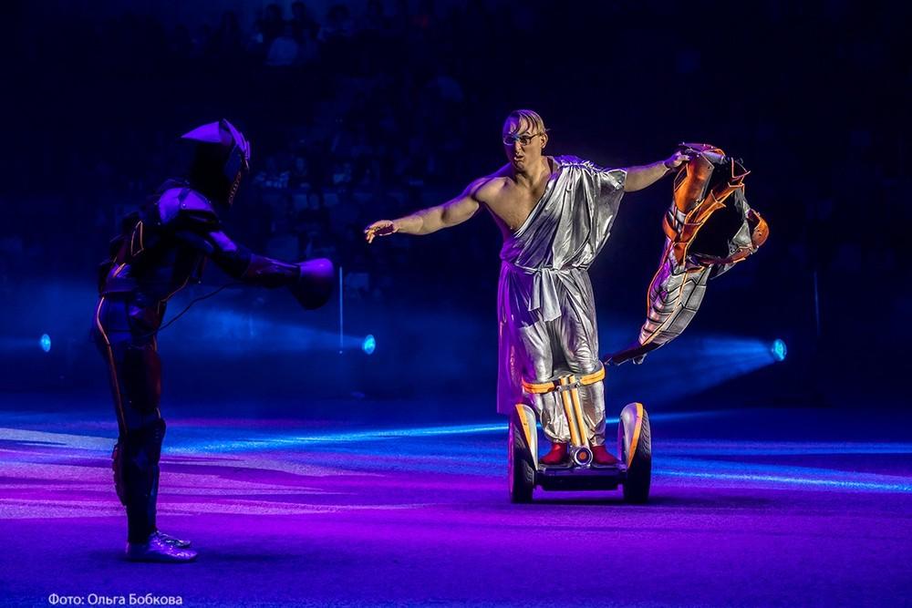УФО. Цирк с другой планеты