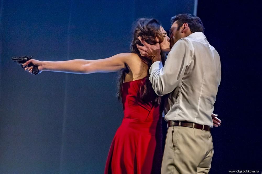 Случайное танго