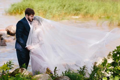 Свадьбная прогулка
