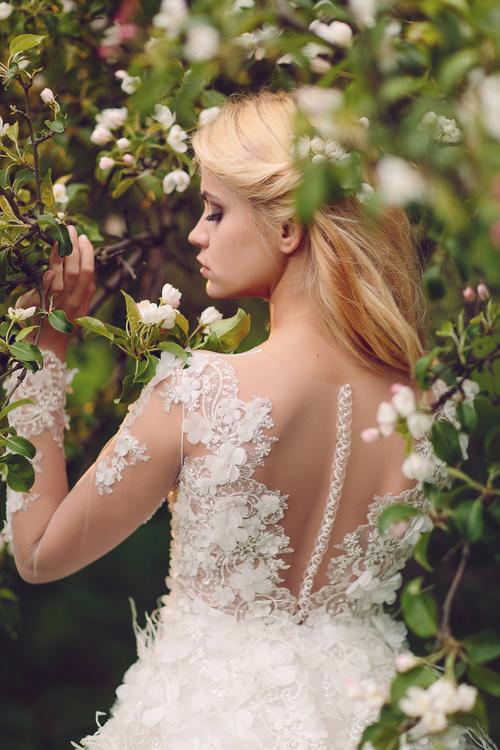 Нежная невеста Ксения