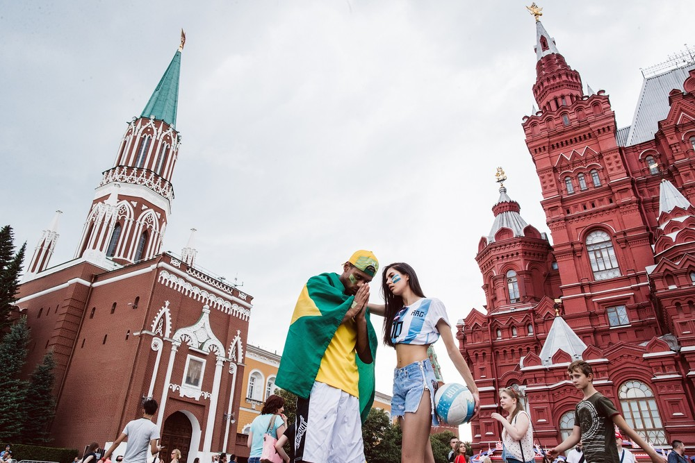 Russian world cup 2018
