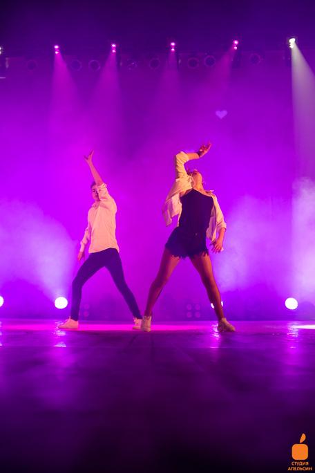 концерт Школы танцев BLAZE 2019