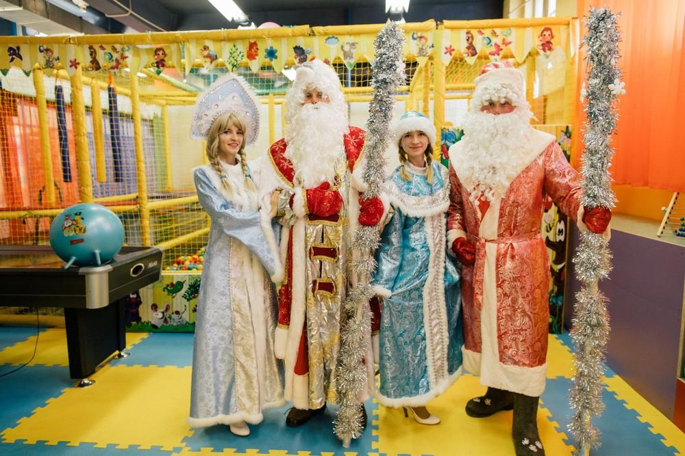 Дед мороз и снегурочка в Орехово-Зуево