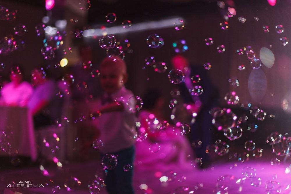 Шоу мыльных пузырей Орехово-Зуево
