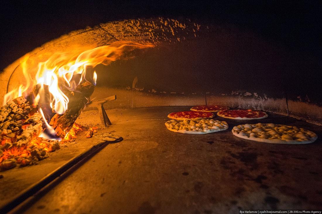 барбекю - пицца печи - 2