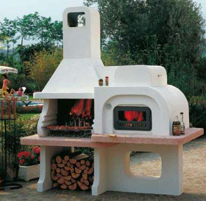 барбекю - пицца печи - 18