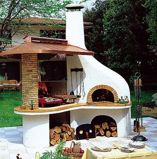 барбекю - пицца печи - 3
