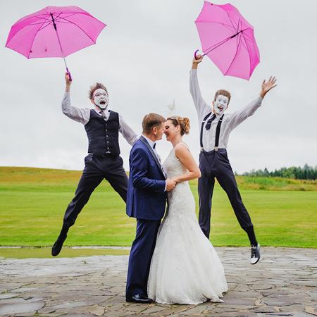 Саша и Оля - свадьба в Целеево