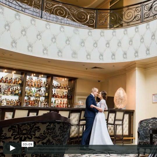 Свадебное слайд-шоу Алексея и Ольги