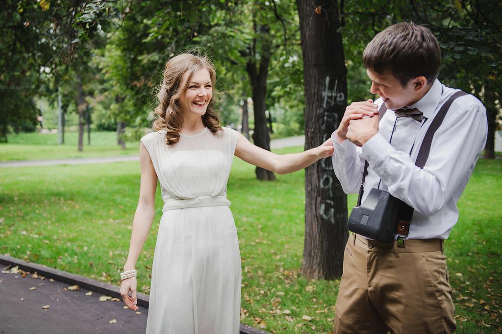WEDDINGS (СВАДЬБЫ) - Lesha & Alya - Свадьба Лёши и Али