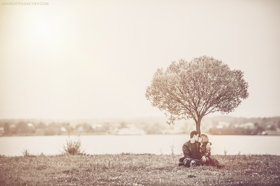 LOVESTORY (ЛАВСТОРИ) - Лена + Олег - Лавстори Олега и Лены, Фотограф Георгий Толкачев