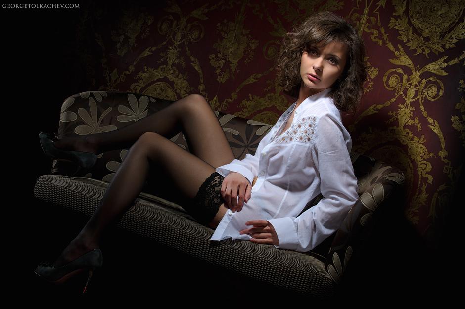 PORTRAITS (ПОРТРЕТЫ) & ФОТОСЕССИИ - Nastya Koldunova