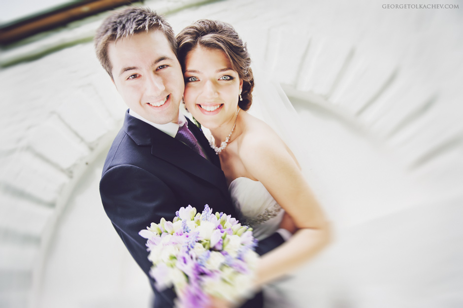 WEDDINGS (СВАДЬБЫ) - Anton & Evgeniya - Свадьба Антона и Евгении