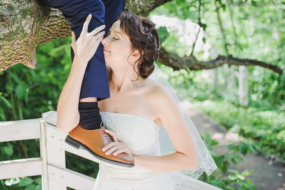 WEDDINGS (СВАДЬБЫ) - Maksim & Diana - Свадебные фотографии Максима и Дианы