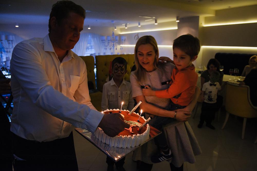 FAMILY (СЕМЕЙНОЕ ФОТО) - День рождения Саши - День рождения Саши
