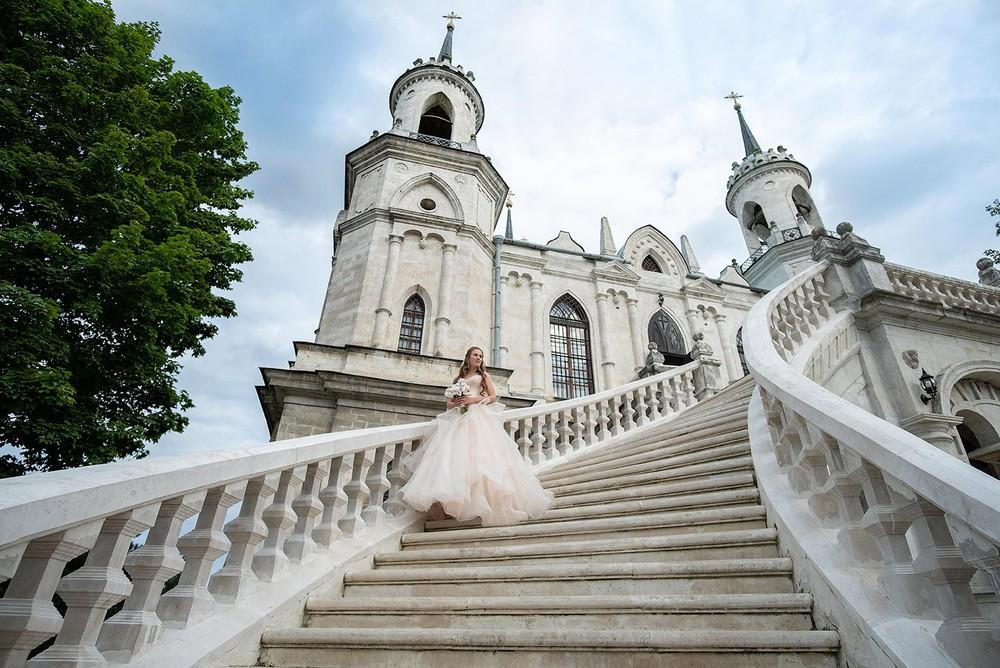 венчание, Жуковский, усадьба, Быково