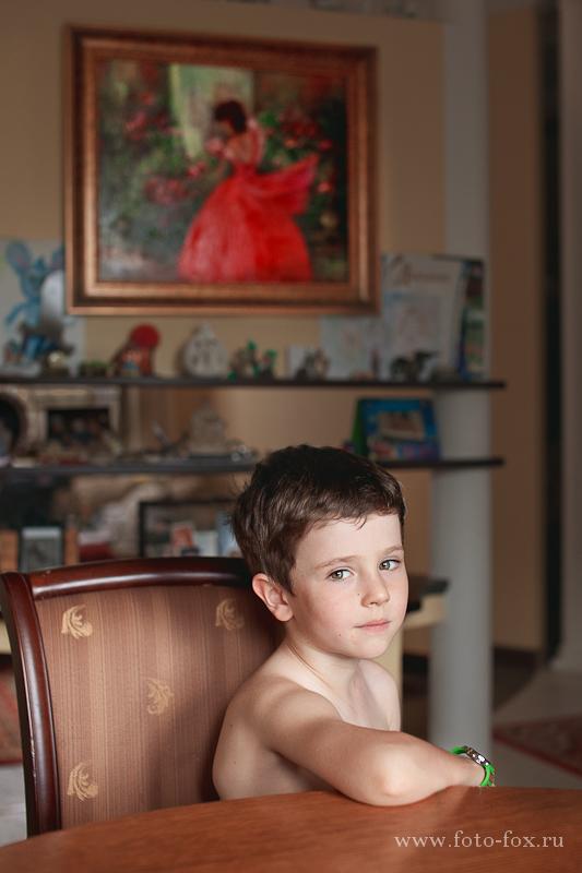 детский фотограф загород