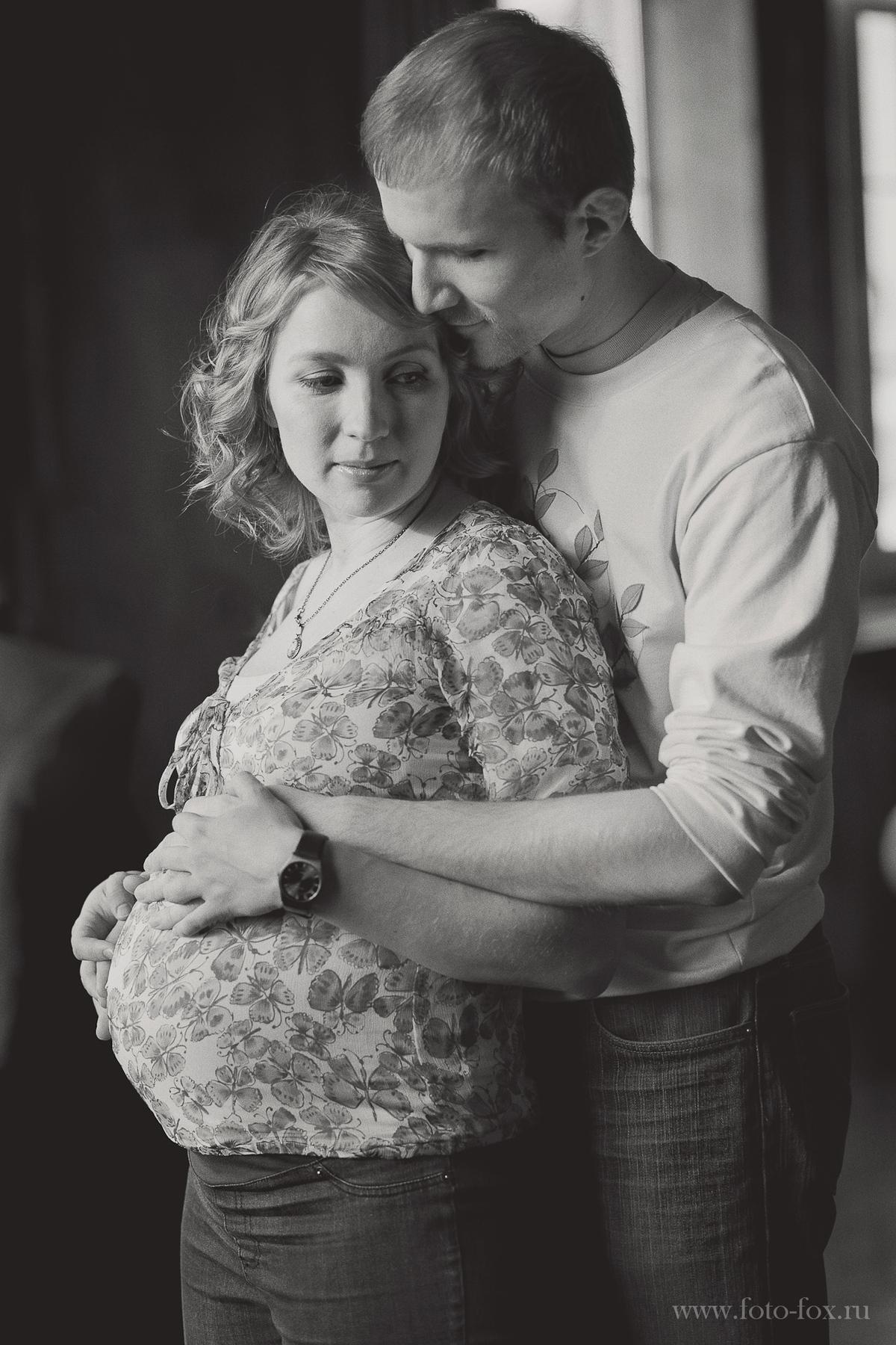 фотосессия беременных студия