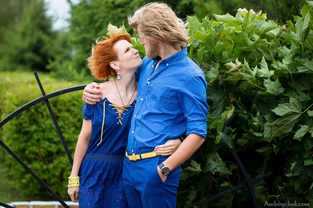Андрей и Саша лето 2014