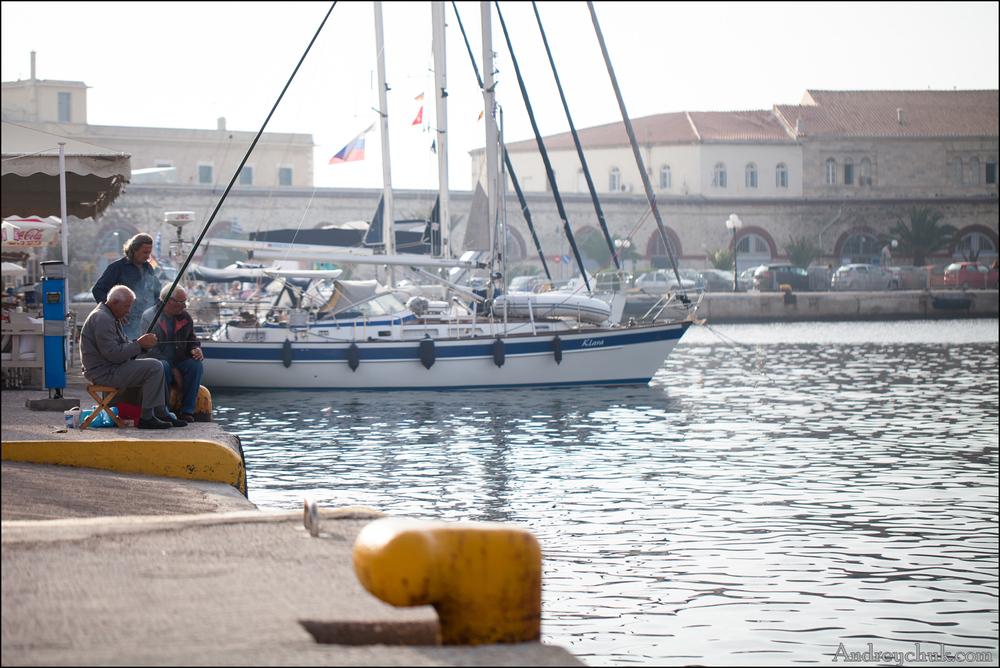 Greece 2013 яхтинг