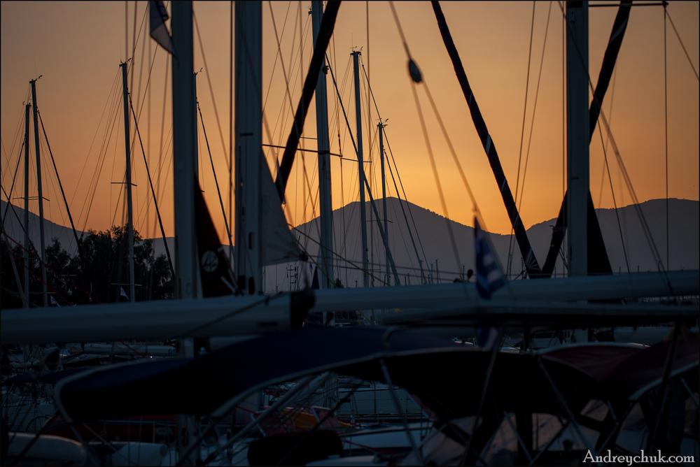 Каламаки, Греция, Афины, Порт Пирей