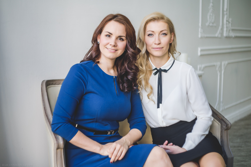 Светлана и Юлия
