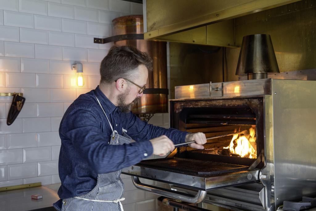 Mercedes-Benz Unimog U318 в Финляндии -кухня на колесах