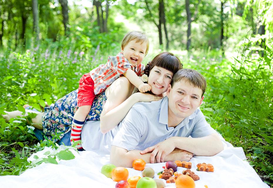 Familie und Kinder