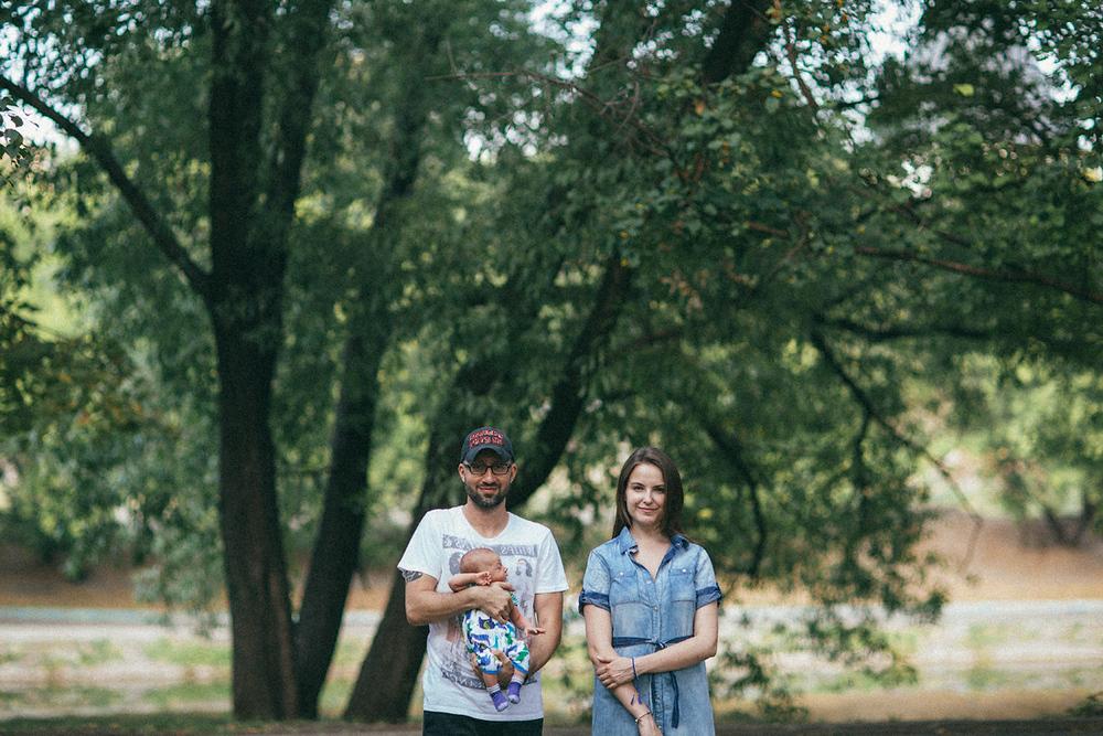 Egor + Ma and Pa