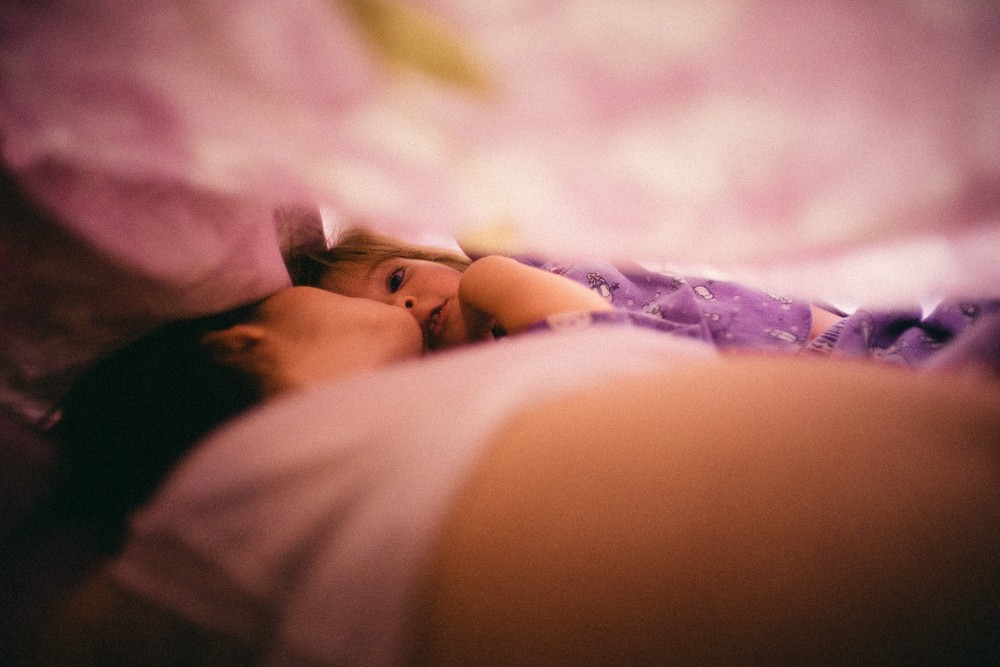 Morning pleasure