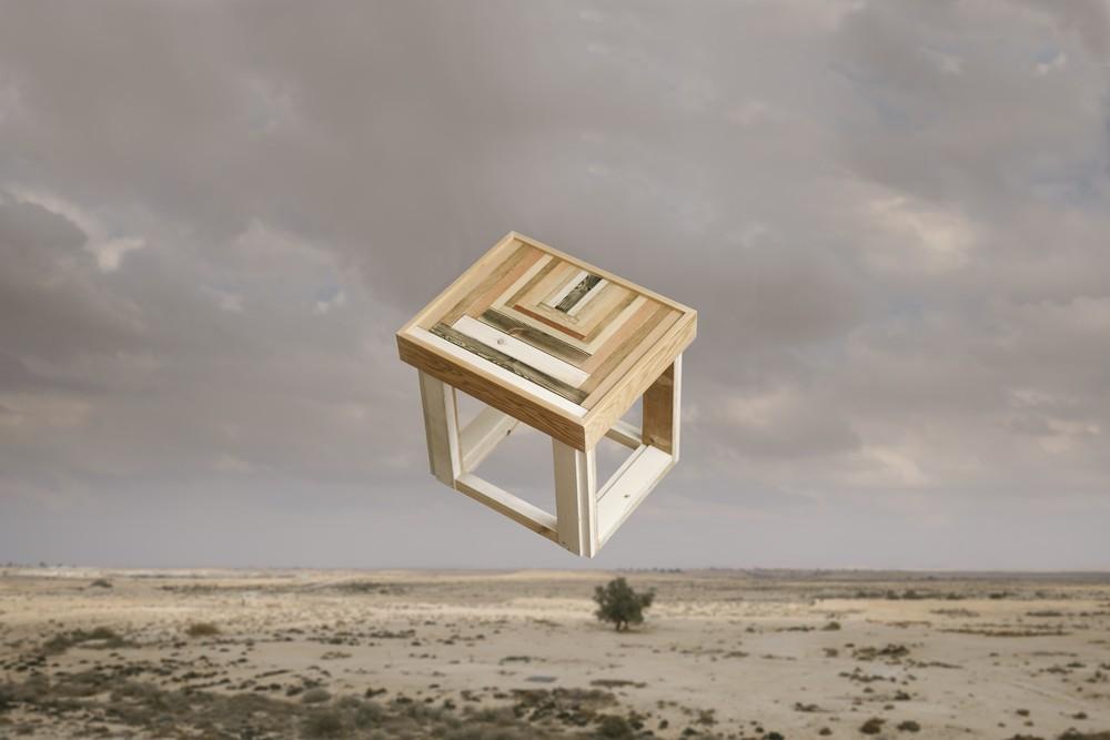 Flying furniture