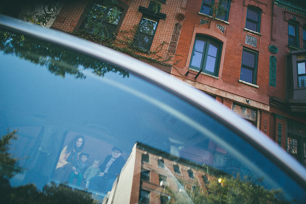 Romantic Harlem life