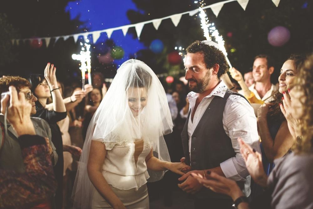 ABANDONED PLACE WEDDING