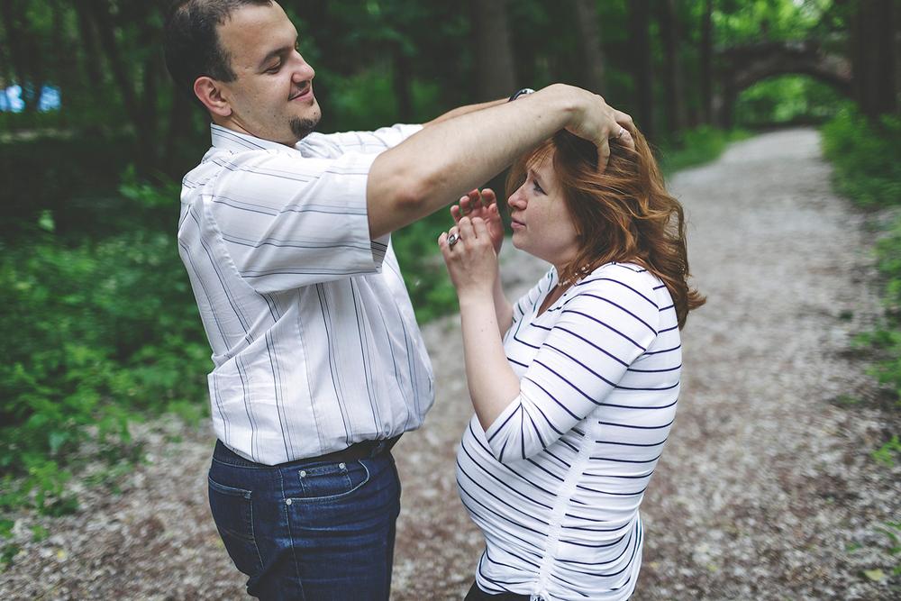 Olya and Alex
