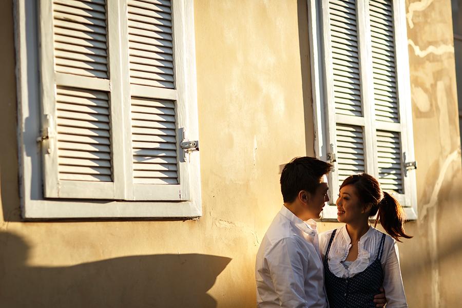 Gabriel and Eva