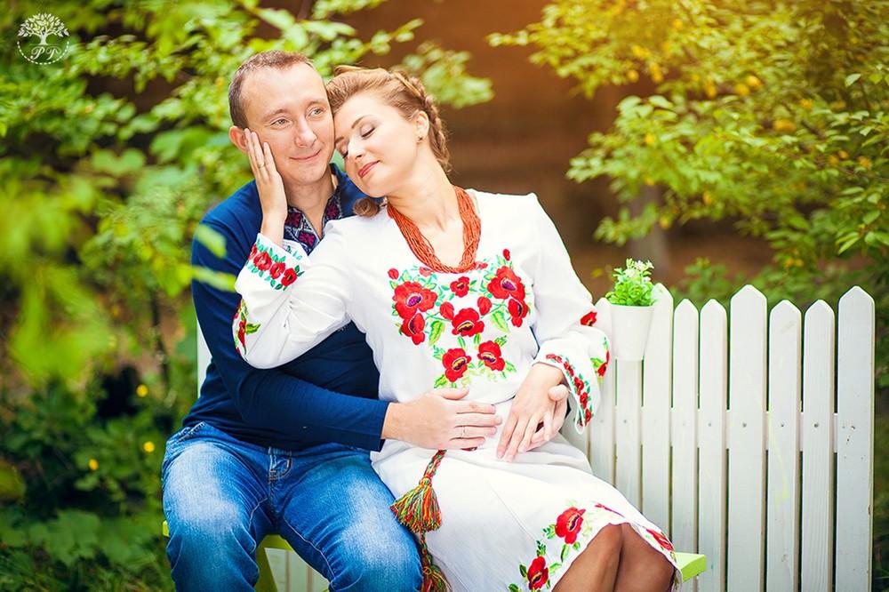 Фото сессия влюблённой пары