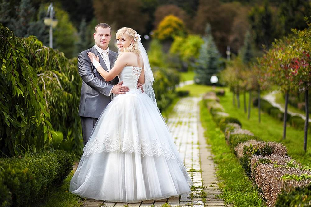 Свадебная фото сессия от Татьяны Поповой на природе