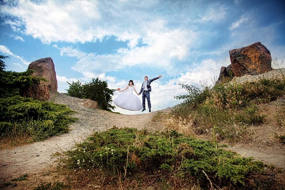 Свадебная фото сессия от Татьяны Поповой