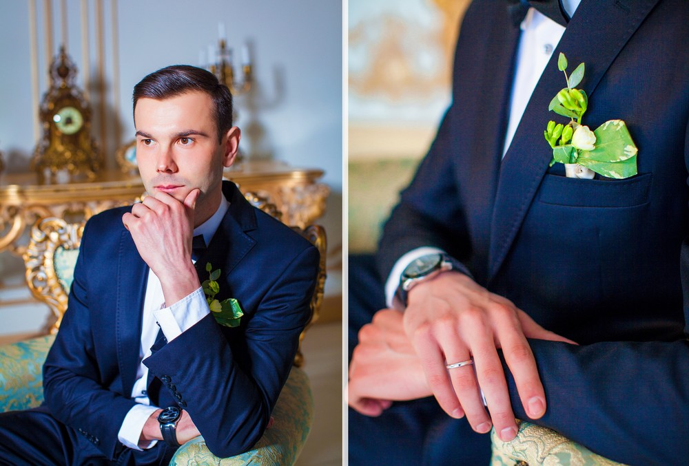 Как должен выглядеть жених на свадьбе