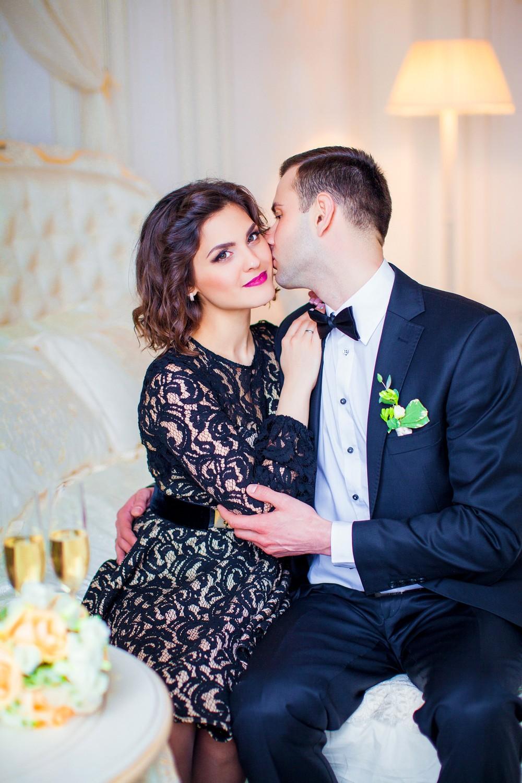 Свадебная фото сессия от Татьяны Поповой для влюблённых
