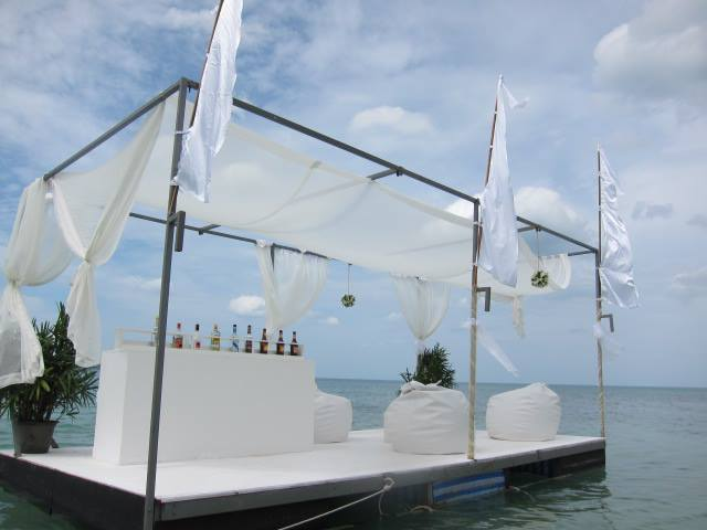 Новый плавучий бар