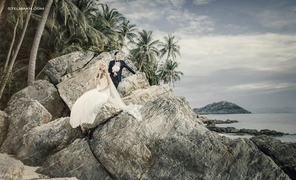 Официальная регистрация брака на Самуи