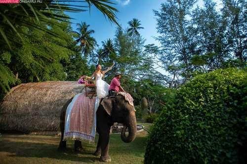 Анастасия Лисова и Михаил Свадьба на Самуи
