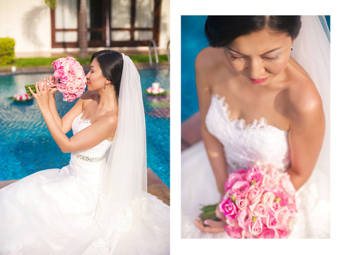 E&G свадьба на вилле Miskawan