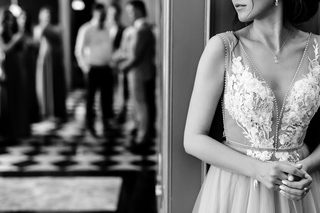 Sheraton wedding