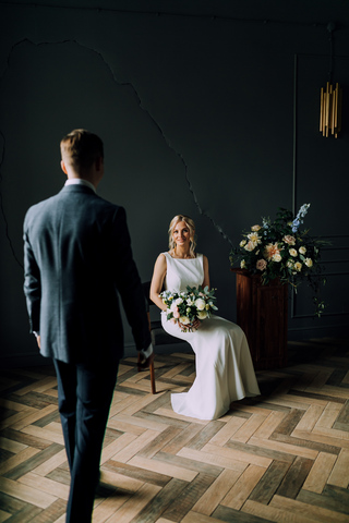 Свадьба в особняке 1857