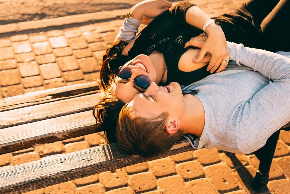 Денис и Ира (центр города)